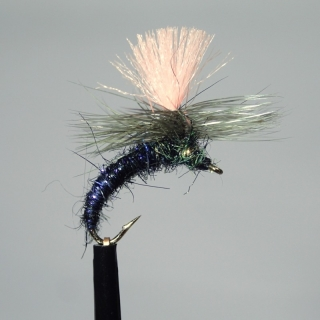 A.P.s Trout & Grayling Magnet Black #14