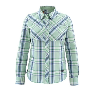 Simms Womens Big Sky LS Shirt