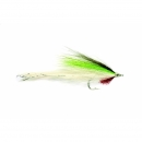Deceiver Chartreuse White #2/0