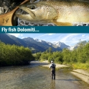 Fly fishing journey Italy Trip I