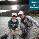 Private class fly fishing