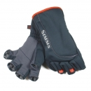 Simms Guide Windbloc Half Finger Mitt Glove