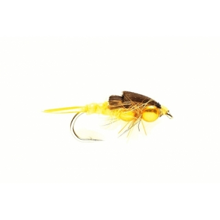 Stonefly Yellow Gold Nugget #10
