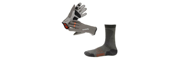 Handschuhe-Socken