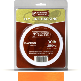 Scientific Anglers Dacron Backing 30 lb Blue 250 yards