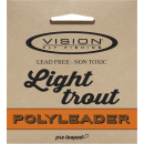 Vision Polyleader Light Trout