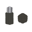 Simms Wading Staff Rubber Tip